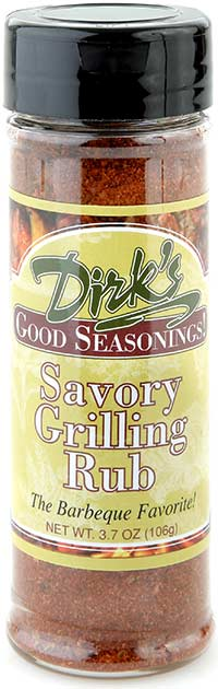 Dirk's Good Seasonings! Savory Grilling Rub
